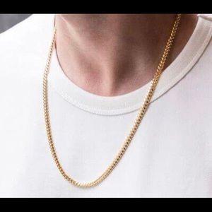 14K Gold jaxxon Fairfax chain